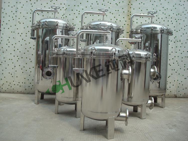[Hot Item] Chunke Bag Water Filter Housing Manufacturer in Guangzhou