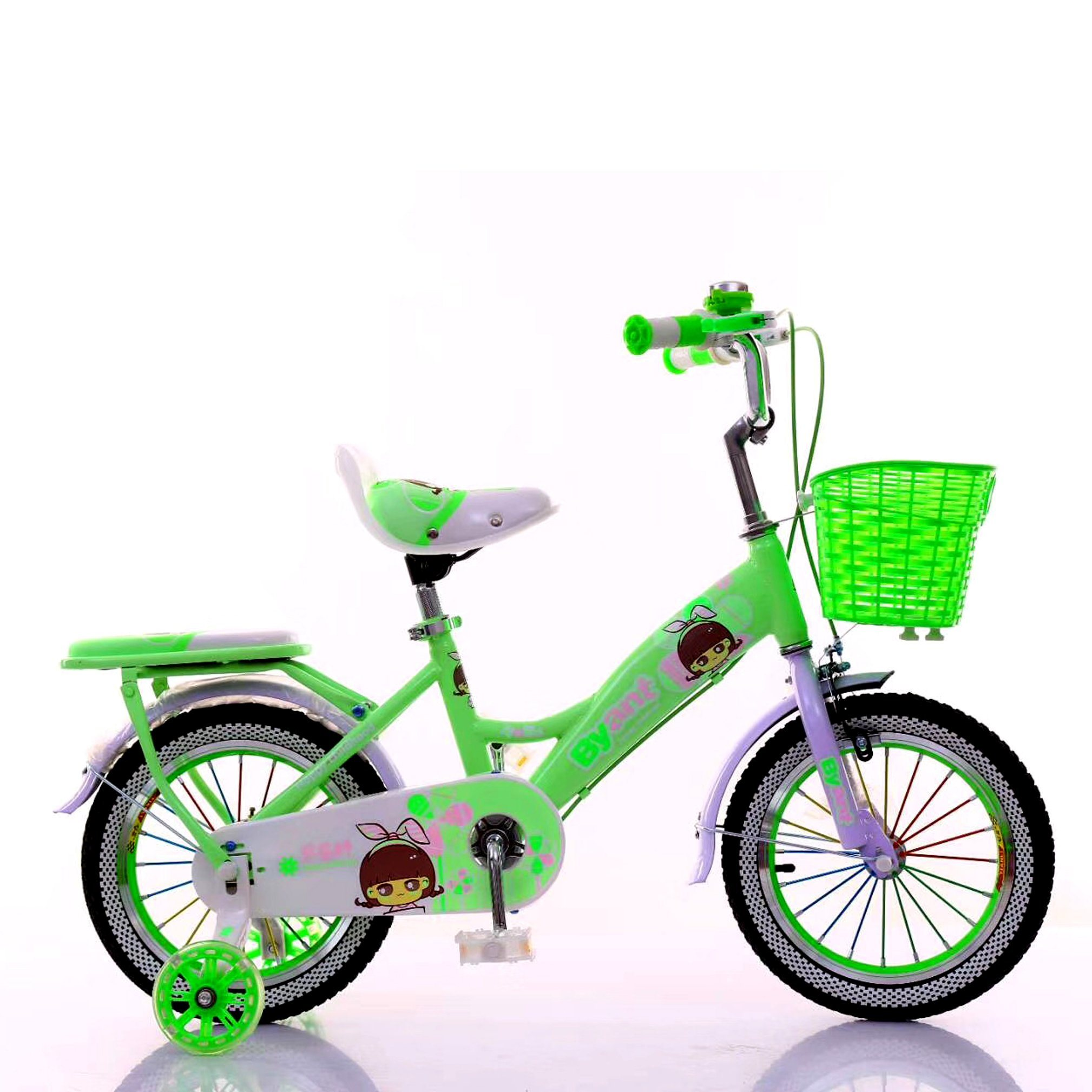 Steel Frame New Children Bike for 3-8 Years Old Boys (90325) pictures & photos