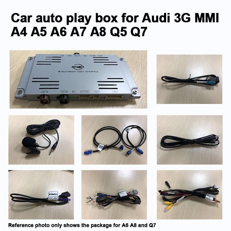 China Apple Carplay Box for Audi 3G Mmi A4 A6 Q7 etc Photos