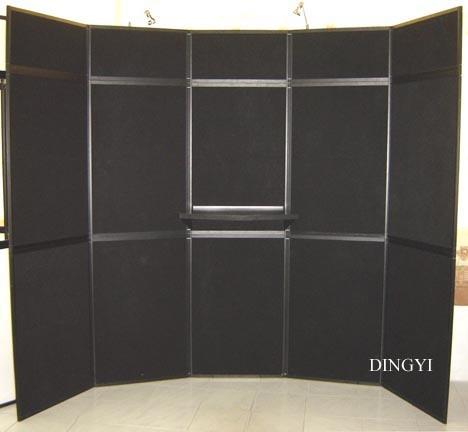 Portable Exhibition Folding Display : China portable display banner folding panel display exhibition
