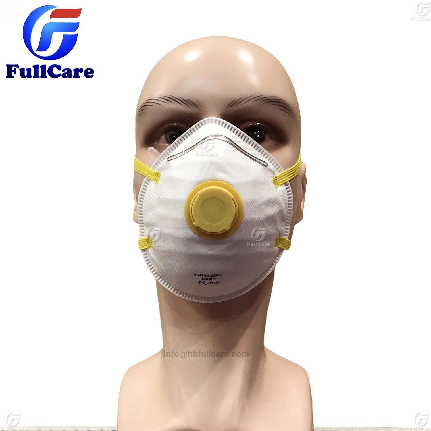 Mask Mask P2 Dust Respirator Disposable China