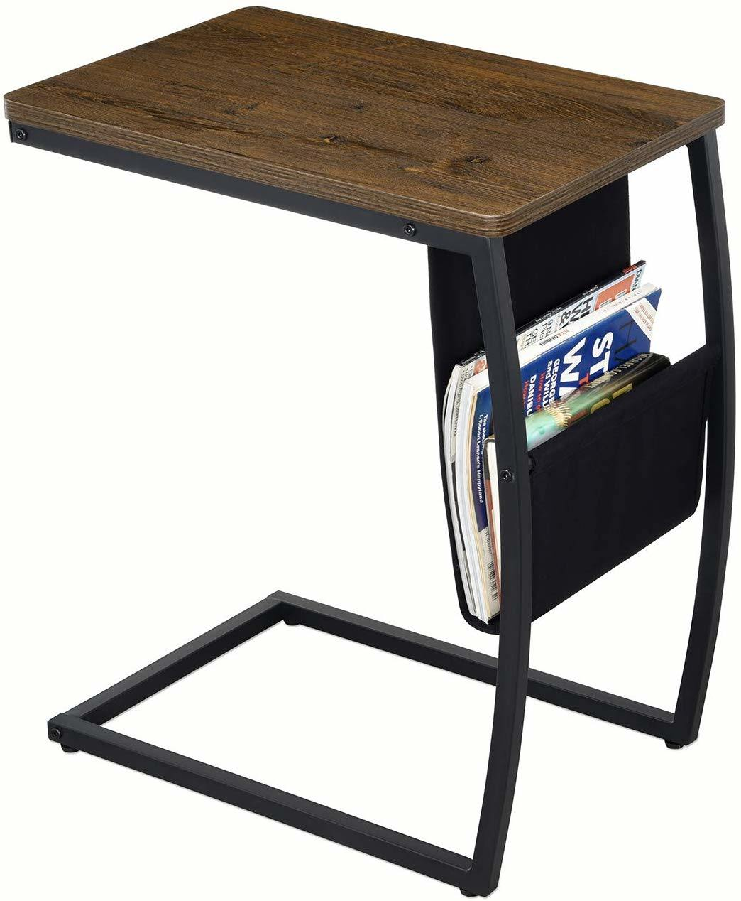 Accent Sofa C End Tables Living Room with Pocket