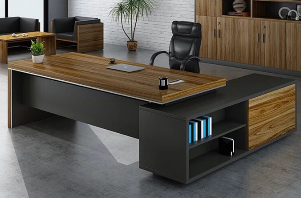 China New Style Office Furniture Workstation Big Fancy Executive Directors Table China Computer Desk Office Furniture