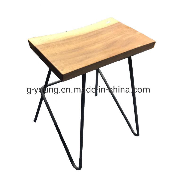 China Wooden Foot Stool Solid Wood Bar Stool Tractor Seat Stool China Bar Chair Furniture