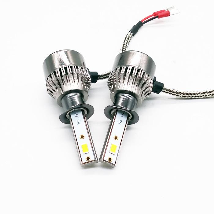 [Hot Item] Lightech Mini K3s H1 H3 880 881 Auto LED Headlight Bulb