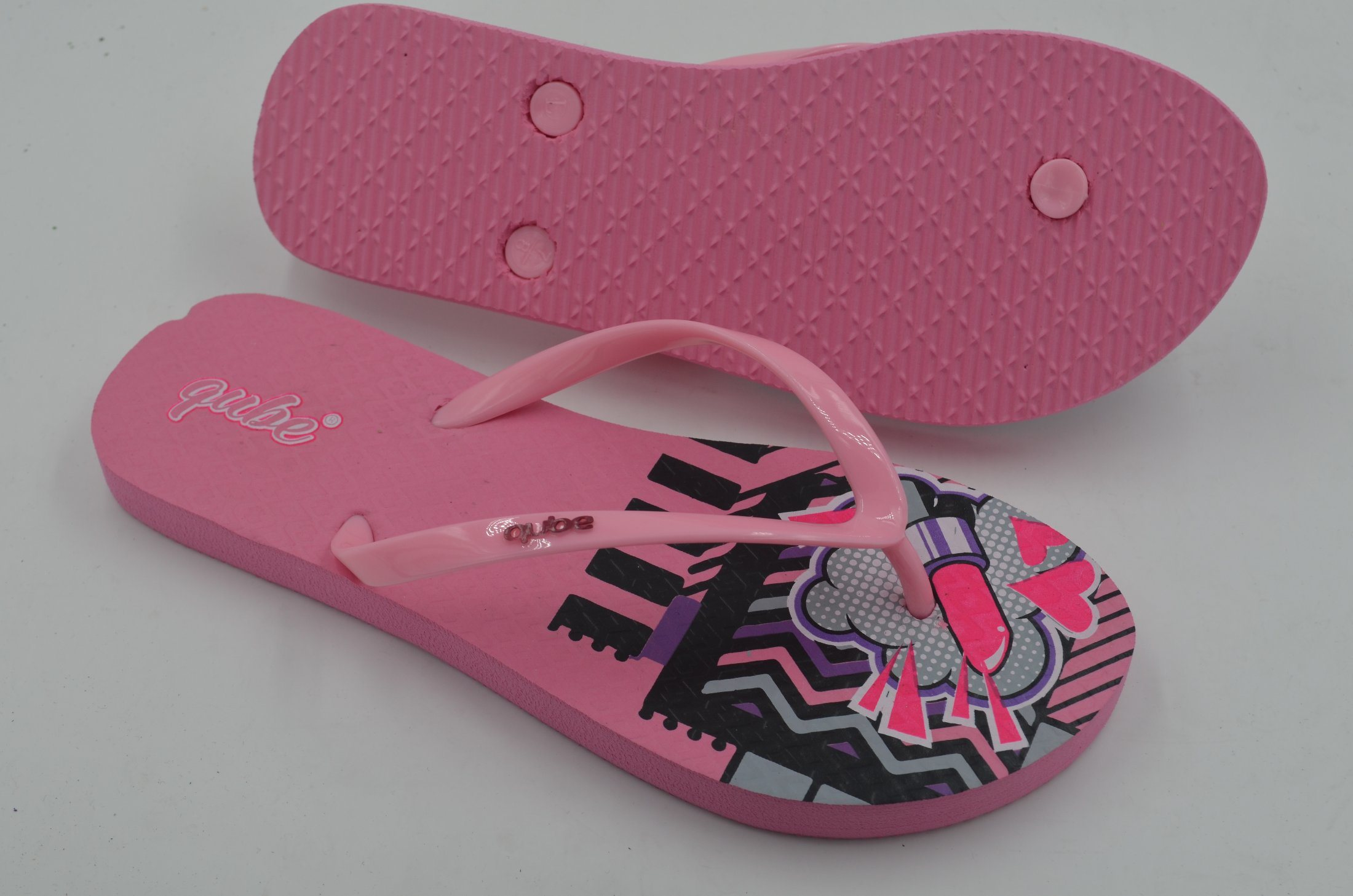 913f31b7ff4c China Cheap Wholesale Custom Non-Slip Comfortable Women Beach Flip Flops -  China Women Flipflops