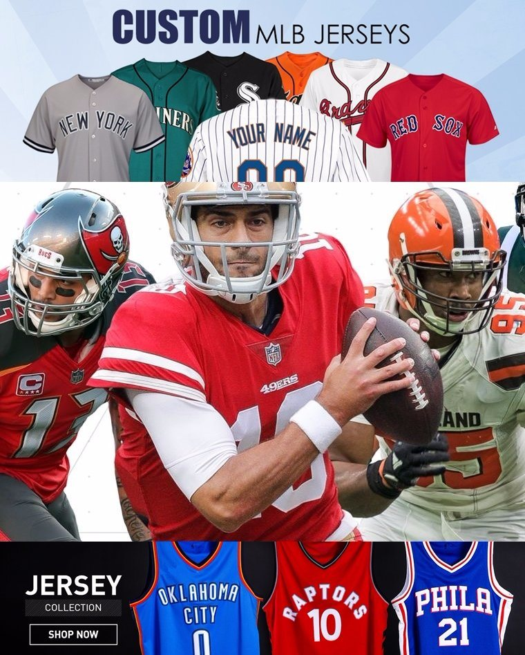 info for 4dd6b 6297b [Hot Item] Wholesale Soccer, American Football, Baseball, Baseketball, Ice  Hockey 100% Stitched Jerseys