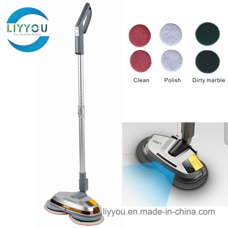 China Liyyou Floor Polisher With Spray