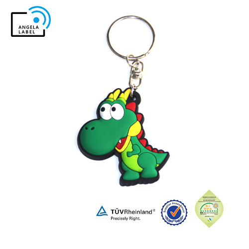 Promotional Cool Shape PVC Keychain Motorcycle Key Tag pictures & photos
