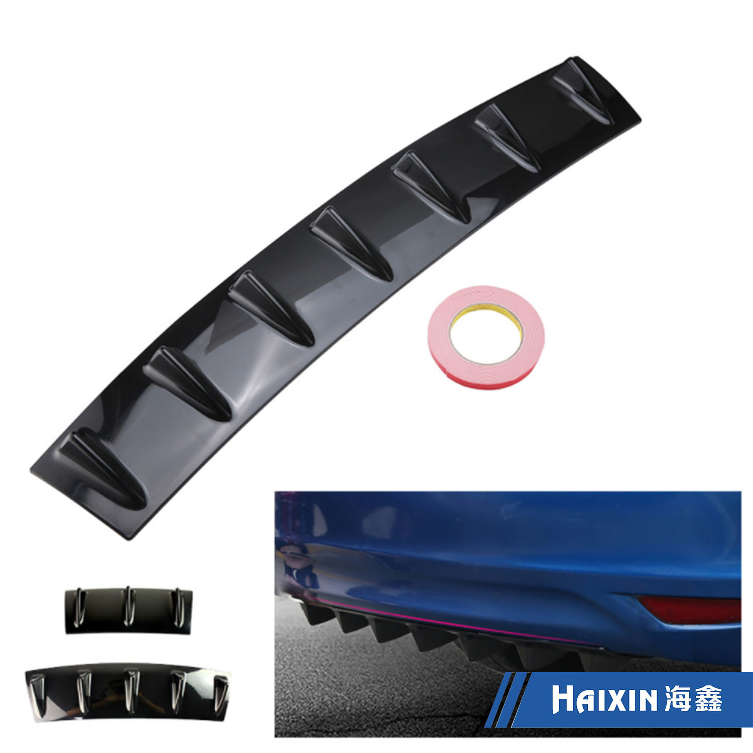 High Quality Plastic Product Plastic Auto Part Bumper Accessories for Jeep/Toyota/Renaultget Latest Price /Vacuum Casting Plastic