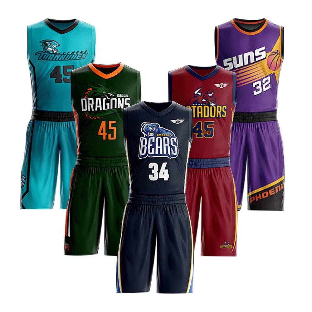 120d7397183 China Jfc Team Man Sportswear Manufacturer Custom Reversible Sublimation  Basketball Jerseys - China Basketball Shirt, Basketball Uniform