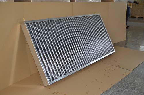 China Retek Water to Air Heat Exchangers for Air Furnace - China ...
