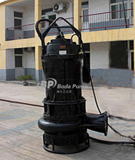 Qzj Submersible Slurry Pump