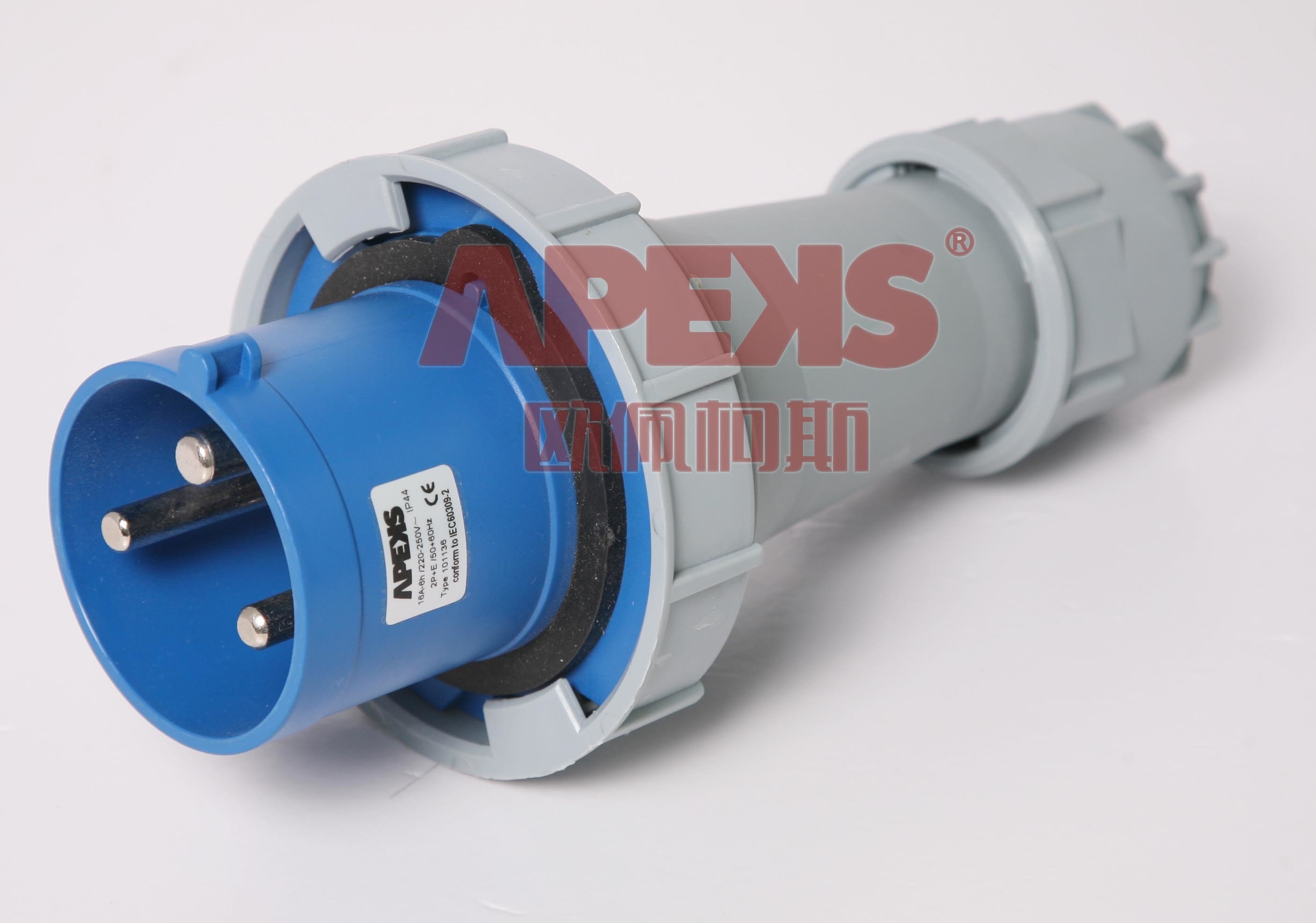 Industrial Plug Cee Plug IP44 Plug IP67 Plug pictures & photos