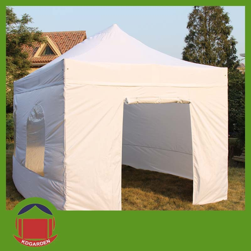 China White Folding up Tent with Rolling up Door - China Stainless Tent 7b581648f47a