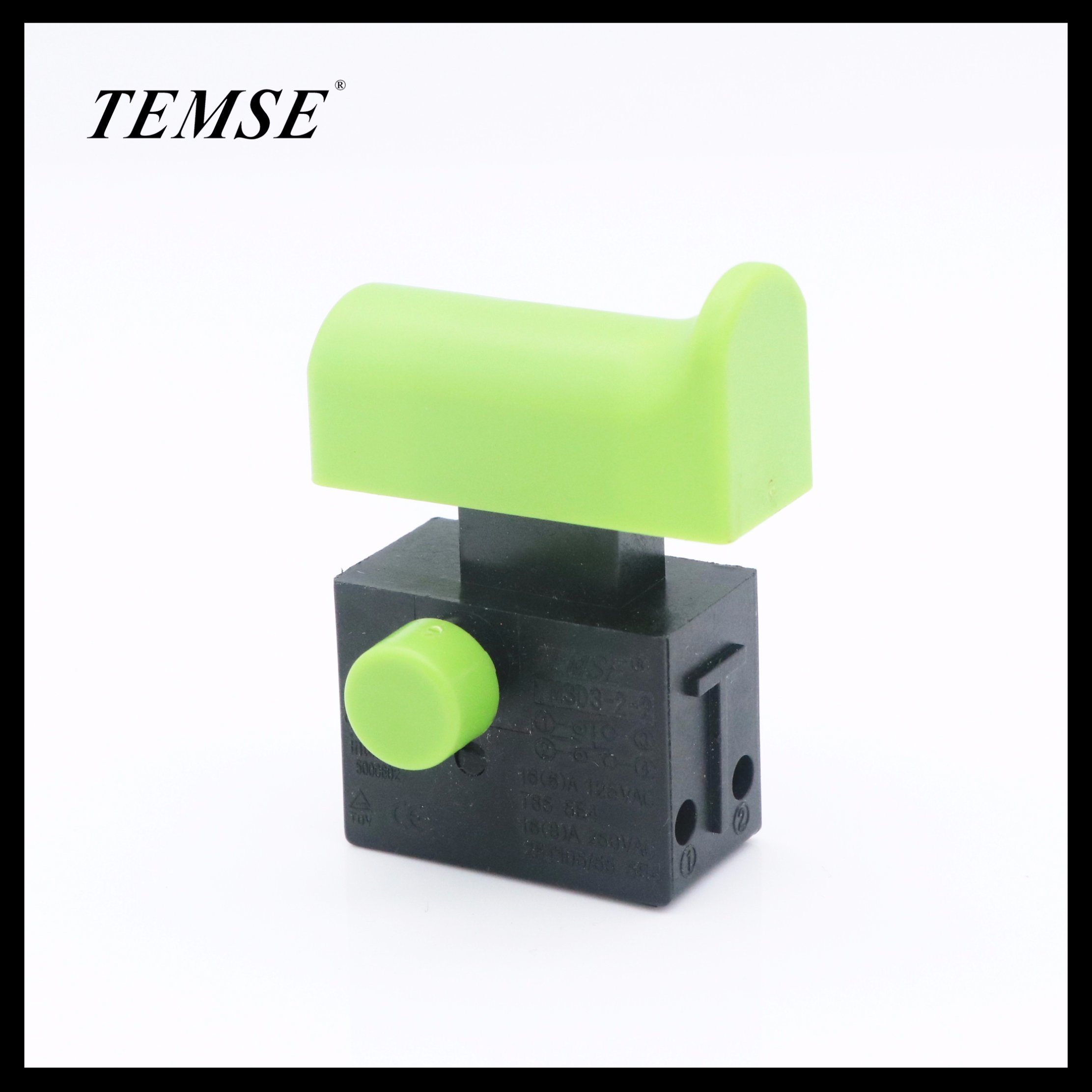 10 AC 125V 16 6 A 250V 8 A DPST NO Trigger Switch`for Electric Hammer Drill L!Y