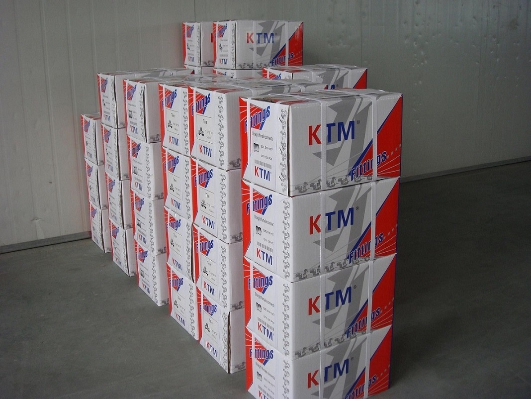 Ktm Cross (Hz8023) Pipe Fittings for Pex-Al-Pex Pipe, Aluminium Plastic Pipe, Hot Water and Cold Water Pipe
