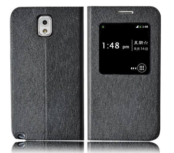 galaxy note 3 flip case
