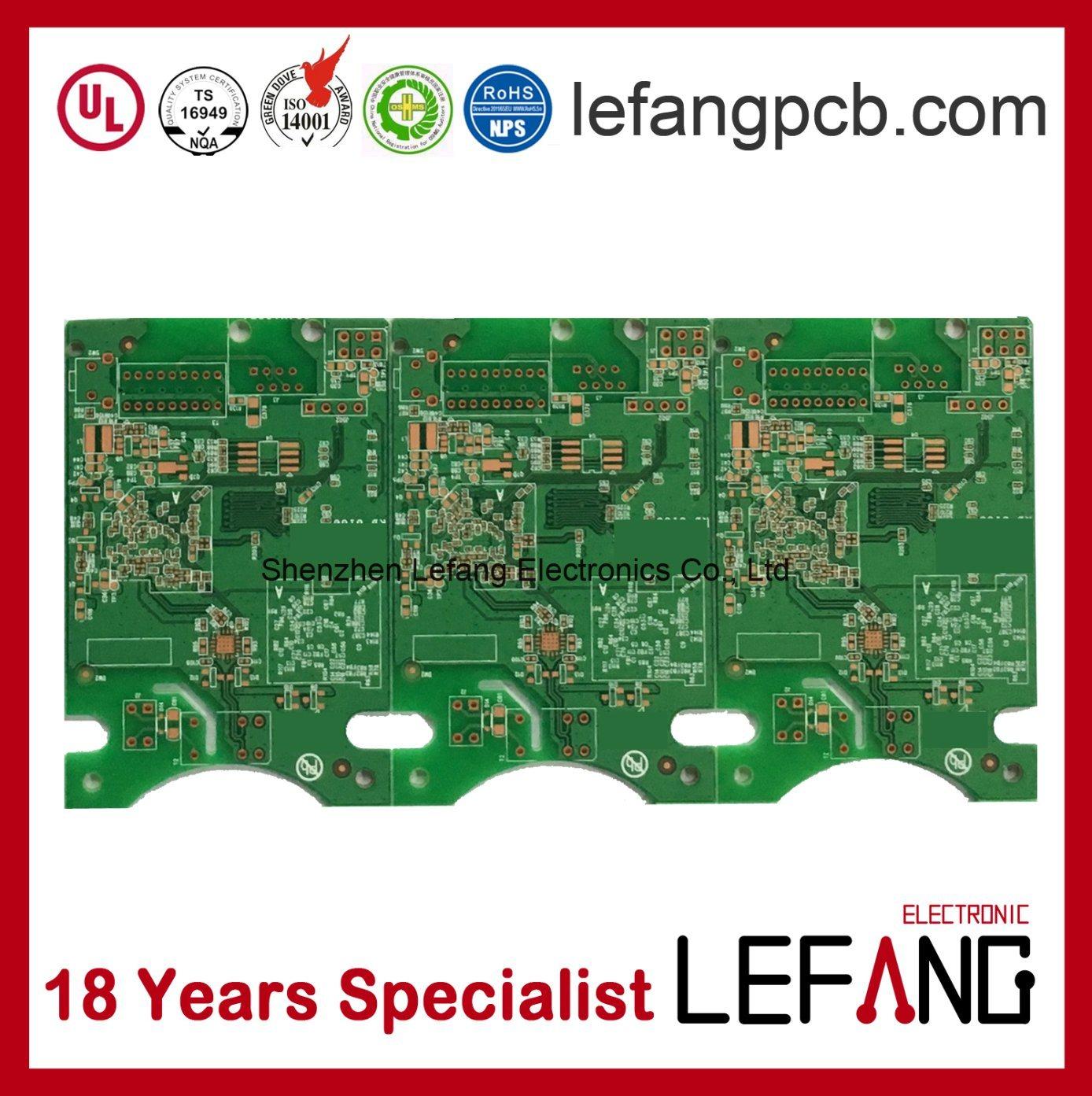 China Fm Transmitter Circuit Board Pcb Supplier Printed Pcba