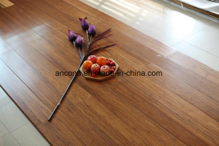 China Carbonized Outdoor Bamboo Laminate Flooring