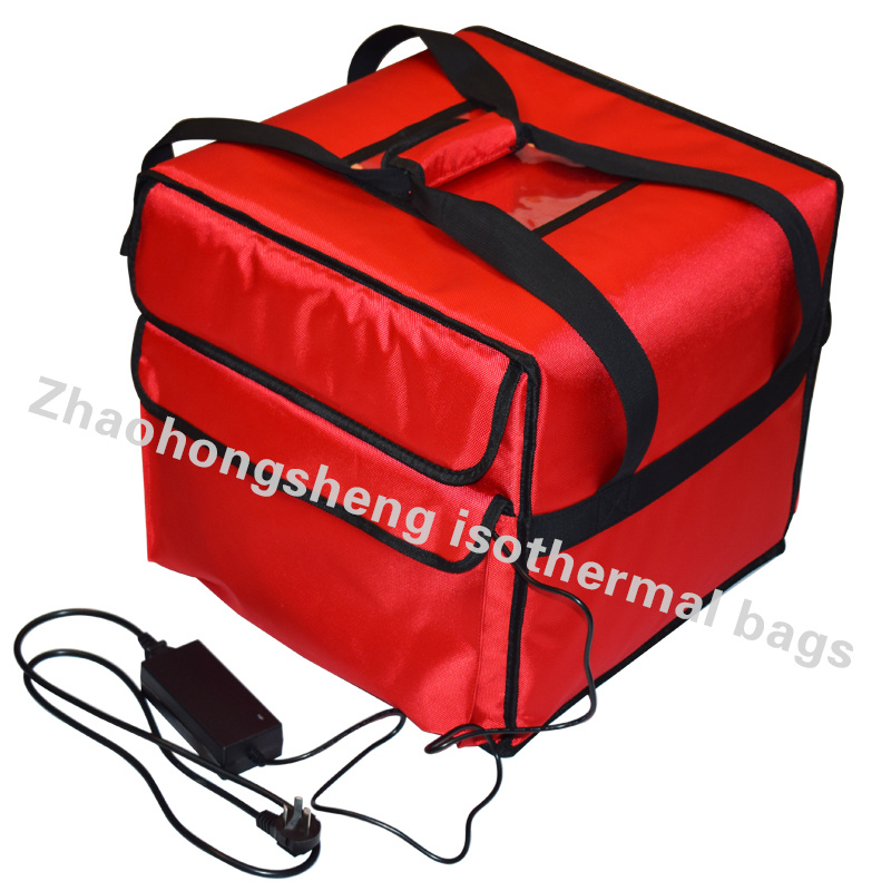 60835a011d4 China Fashion Electric Thermal Insulated Food Delivery Cooler Bag Backpack  Custom Canada - China Food Delivery Bags Backpack