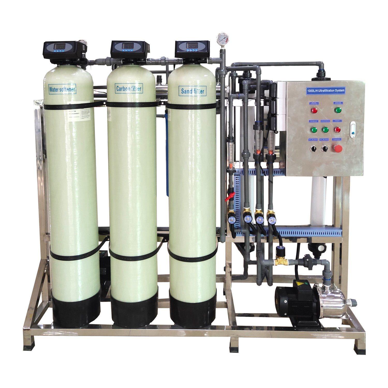 China 1000lph Hollow Fiber UF Membrane Filter, Mineral Water Plant - China  Hollow Fiber UF Membrane Filter, Mineral Water Plant