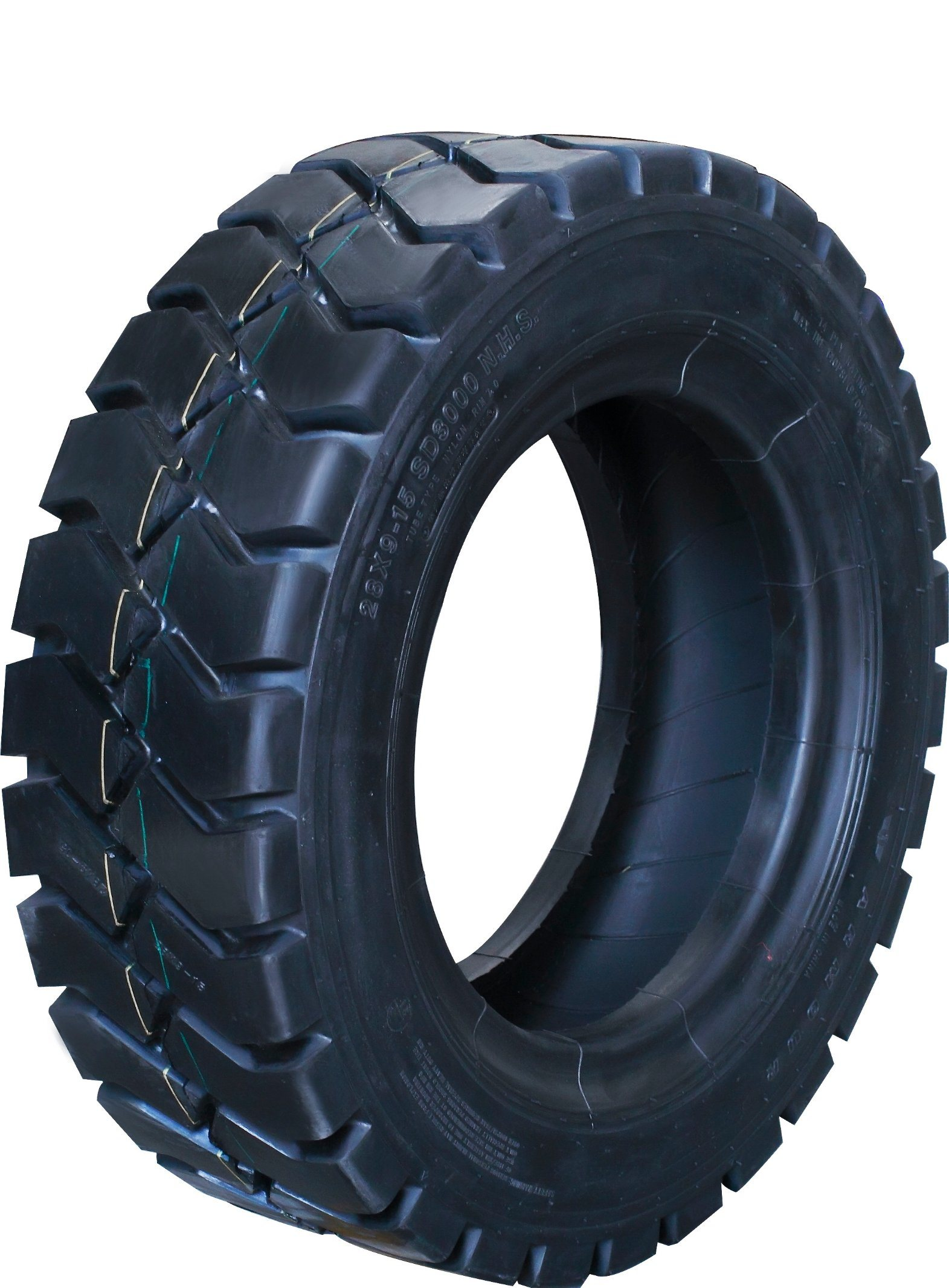 6.50-10 SD3000 Deep Tread Forklift Tire, OEM tire