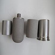 China Pure Titanium Foam Square Round Sheet Metal Foam Tubel