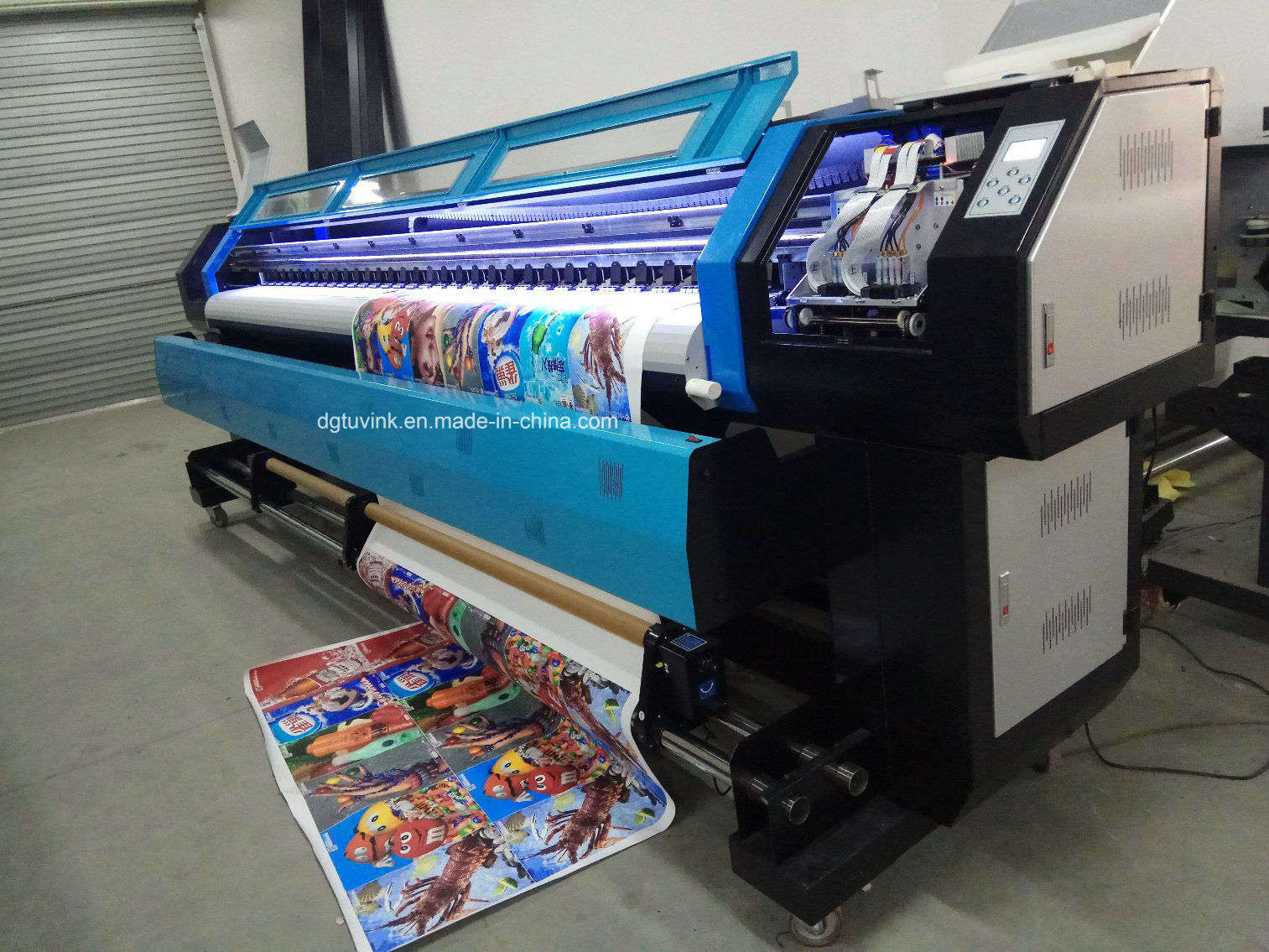 ff16e80f5 China 3.2m Exhibition Banner Election Post Digital Large Format Printing  Machine - China Large Format Printer, Printing Machine