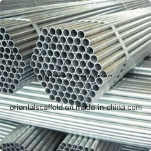 HDG Galvanized Stk500 Scaffolding Pipe