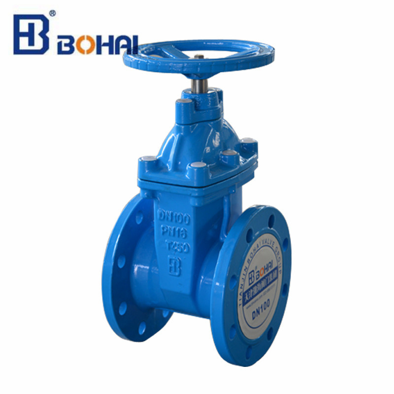Iron Water Solenoid Industrial Control Gate Valves Price