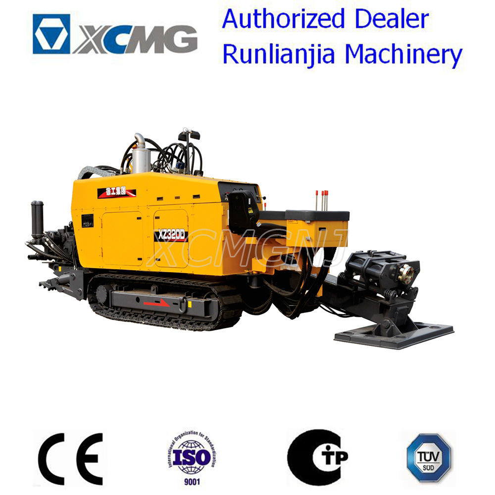 China XCMG Xz320d Horizontal Directional Drill (HDD