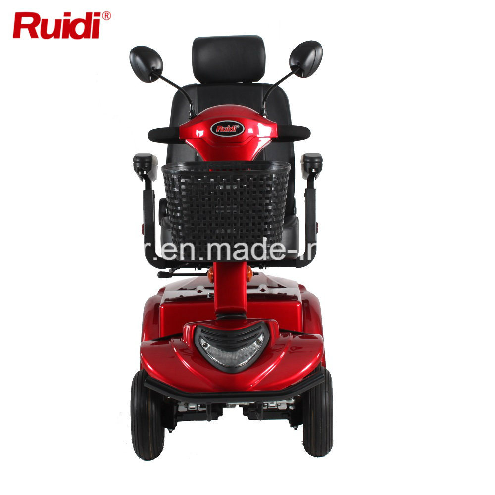 Four Wheel Mobility Scooter 400W Scooter for Senior