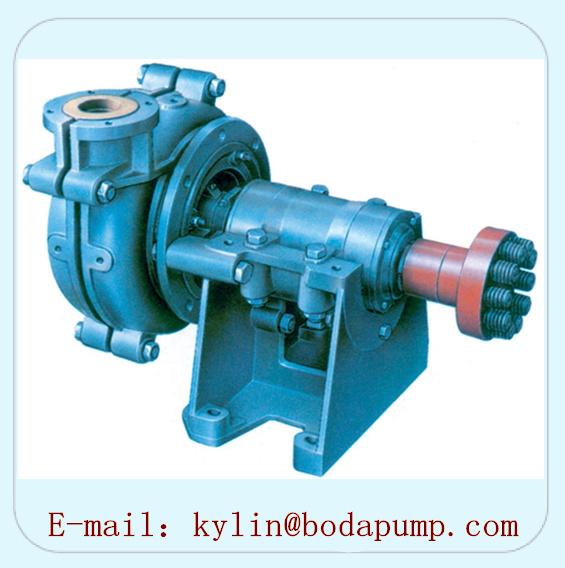 [Hot Item] Water Pumps Types, Horizontal Type Slurry Pump
