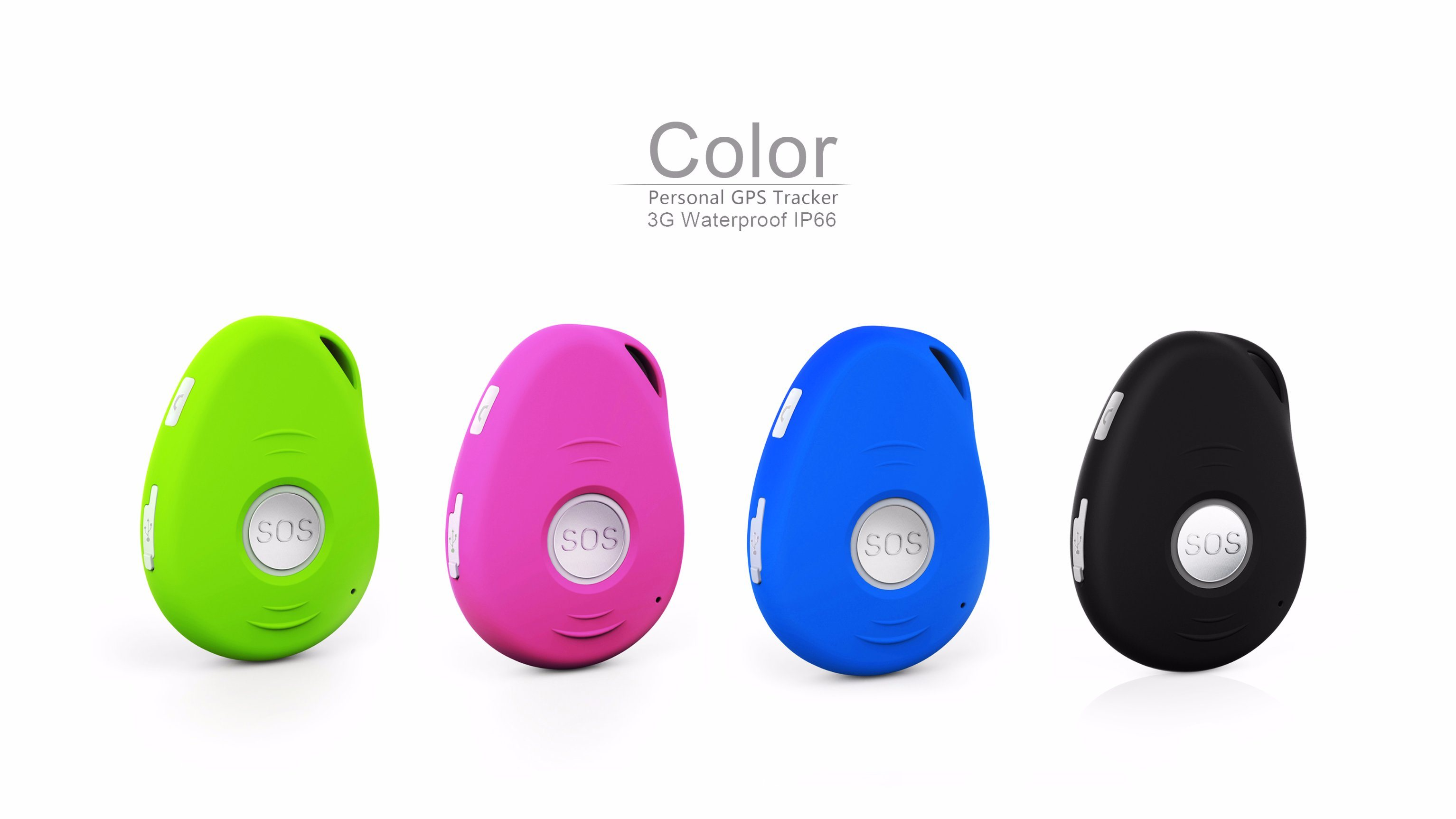 3G Cheapest GPS Tracking Device for Children /Elderly with 3G Waterproof Sos Emergecny Button GPS Tracker by Voice pictures & photos