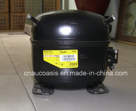 China 1/3HP Sc12g R134A Refrigerator Compressor - China