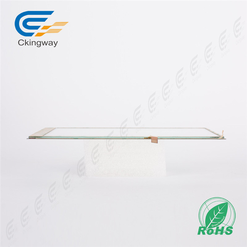 "6.95"" 4 Wire Resistive Infrared Overlay Touchscreen"