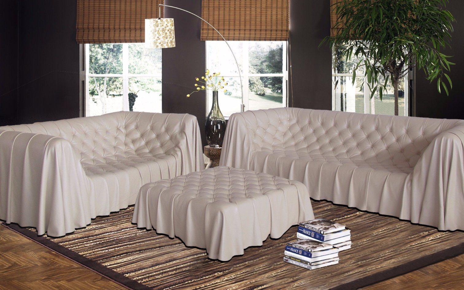 Enjoyable Hot Item Original Italian Design Nubuck Leather Sofa Ocoug Best Dining Table And Chair Ideas Images Ocougorg