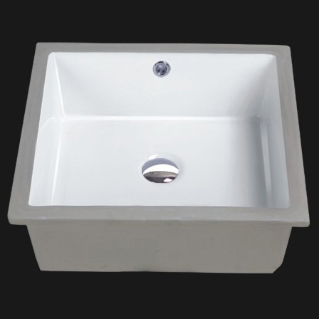 Porcelain Bathroom Undermount Sink