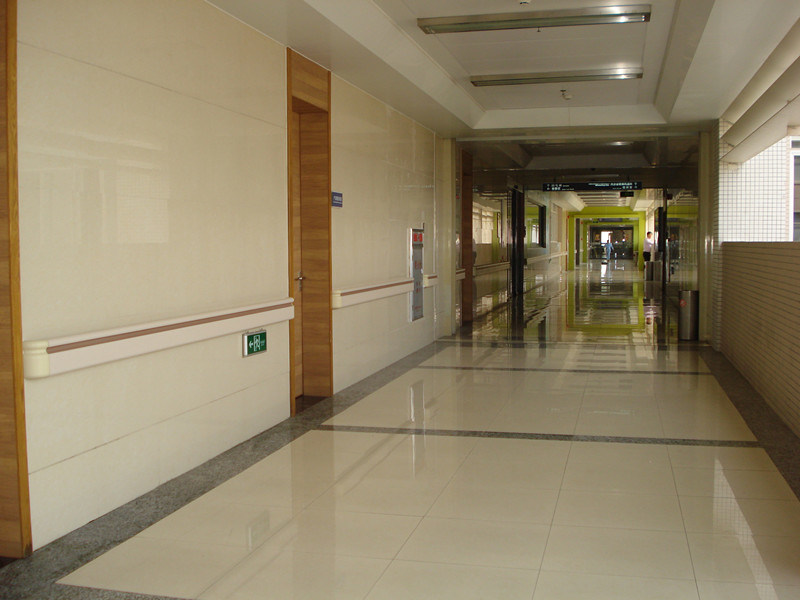 Pvc Wall Handrails : China pinger hospital aluminum crashworthy handrail