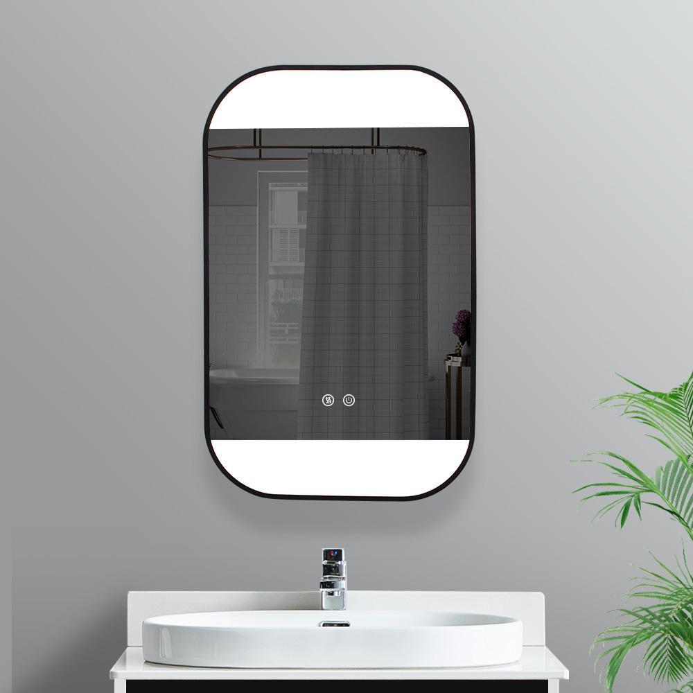 China Hotel Bath Led Illuminated Smart Anti Fog Mirror With Light China Led Mirror Fog Free Mirror