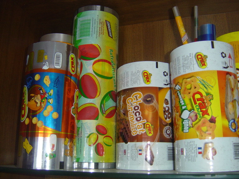 Lamination Film for Food Packing
