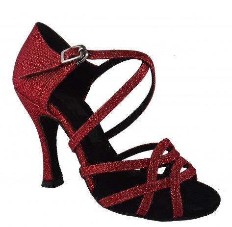 China Hot Sale Ladies Dance Shoes Tango