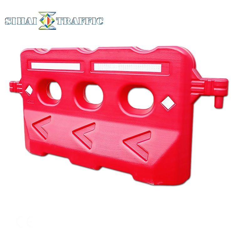 [Hot Item] Road Safety Product Road Barrier Water Filled Traffic Barriers