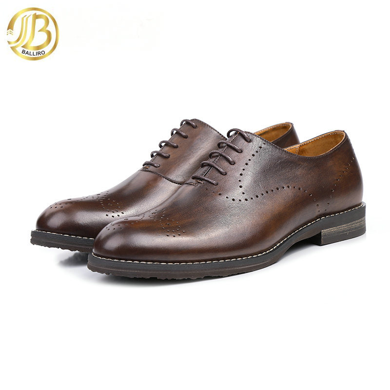 Dress Shoes Cheap Man Leather Shoe