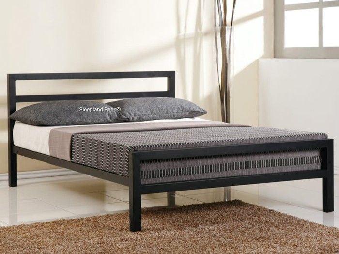 Designs Black Metal Bed Frame
