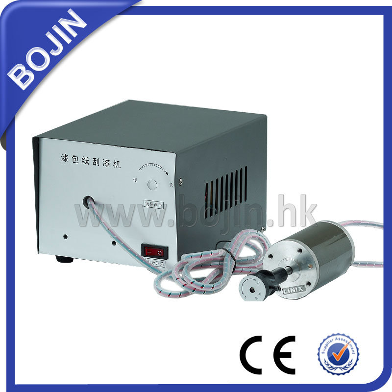 China Enamel Magnet Wire Stripper Stripping Machine (BJ-690C ...