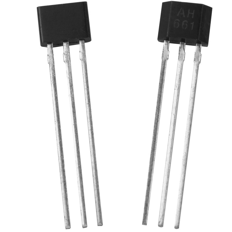 Micropower Hall Effect Sensor (AH3661) , Magnetic Sensor, Micro Power Sensor