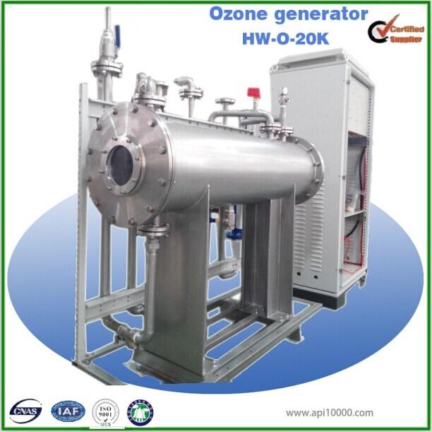 ozone generator  China 20kg/H Ozone Generator for Exhaust Air Treatment - China Ozone ...
