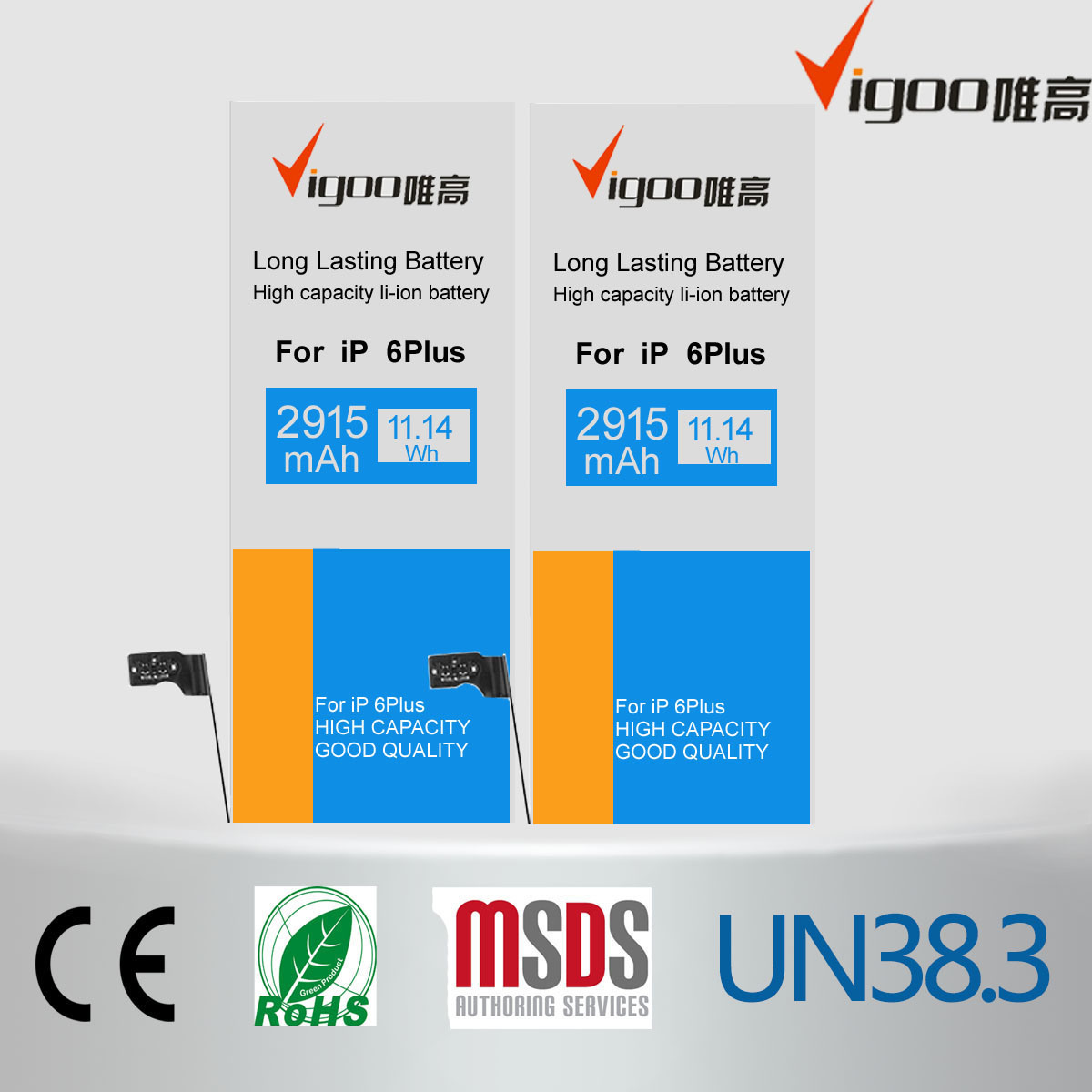 Super Quality Battery for iPhone 6g Plus pictures & photos